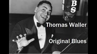 Stride Piano Summit | Th๐mas 'Fats' Waller's Original Blues