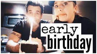 An Early Birthday + How To Make New Friends