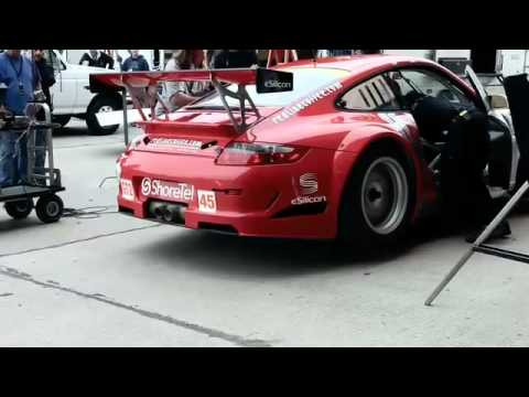 Iconic Porsche Race Cars TV Ad Car Commercial - Family Garing -