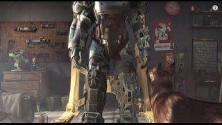 Как покрасить и модернизировать силовую броню у Fallout4