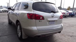 2011 Buick Enclave Marietta, Atlanta, Roswell, Woodstock, Kennesaw, GA 489964A