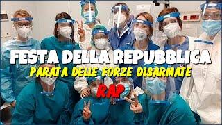 Festa della Repubblica 2021 Parata delle Forze Disarmate Rap - Alessandro Ghebreigziabiher