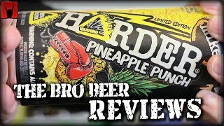 Mike's Harder Pineapple Punch 8% abv - The Bro Beer Reviews