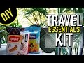 DIY Travel Essentials Kit!!