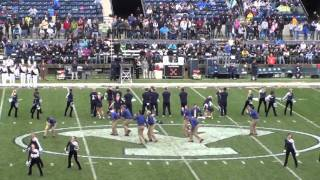 BYU Football Halftime Show - Vocal Point
