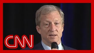 Gambar cover Tom Steyer ends 2020 presidential campaign