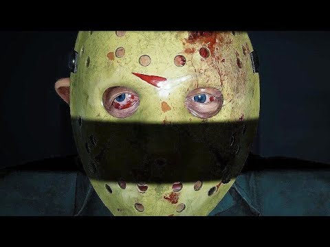 PART 4 JASON, JARVIS MAP and NEW COUNSELOR MITCH - FRIDAY THE 13th THE GAME - LIVE STREAM 10/11/17
