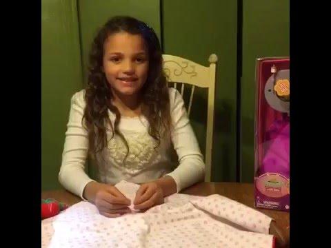 Sew An EASY American Girl Sleeping Bag
