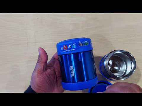 The Thermos Funtainer 10oz Food Jar. Is It Good For Little Kids?