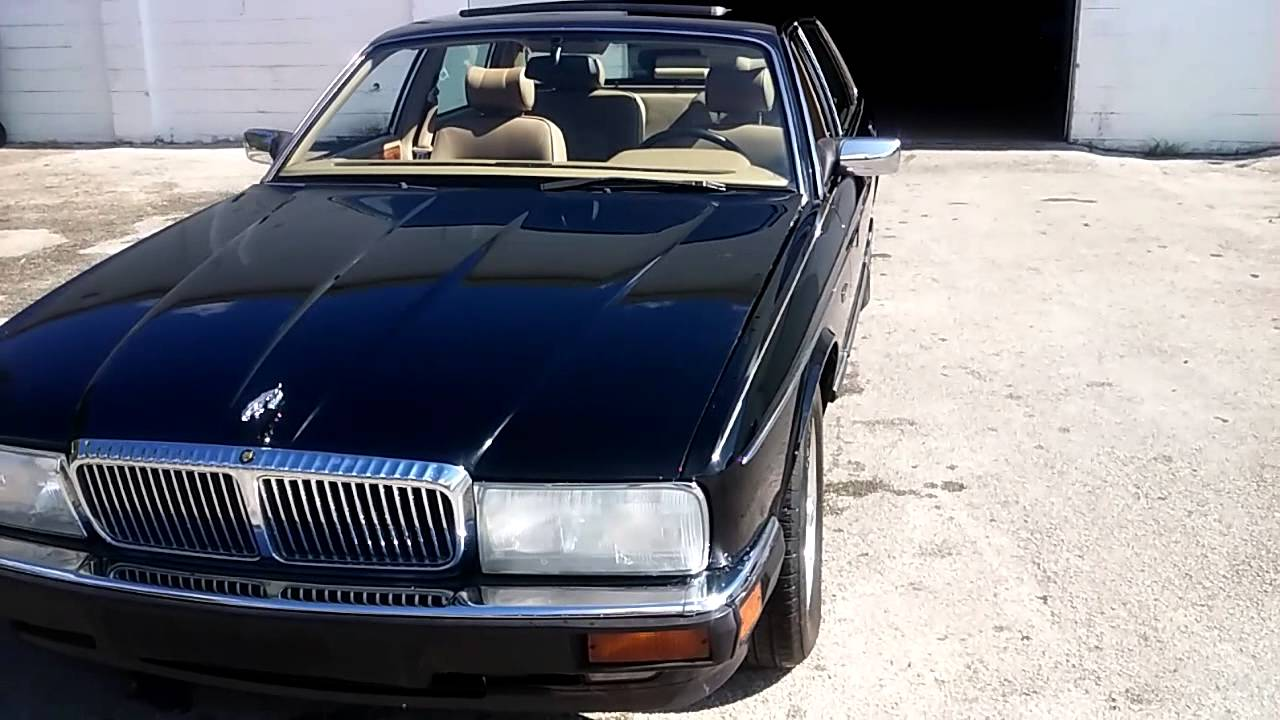 1994 Xj6 Jaguar Video