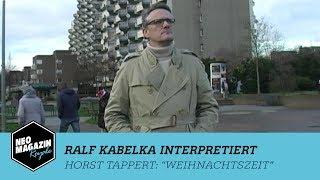 Ralf Kabelka interpretiert Horst Tappert: