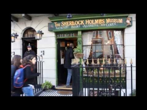 The Sherlock Holmes Museum