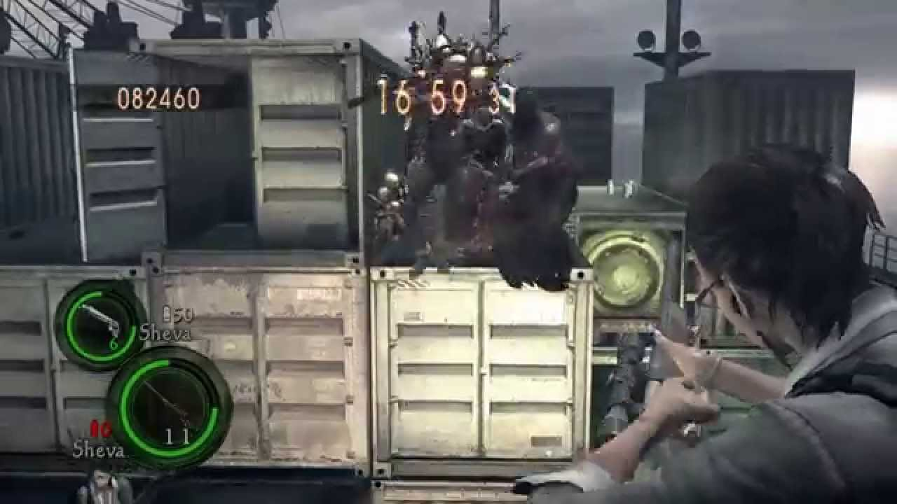 Mod Showcase #25 - Resident Evil 5 - Boss Mania Ship Deck by Sectus