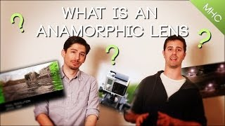 What Is An Anamorphic Lens?