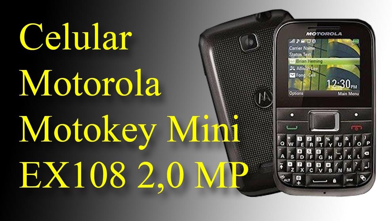 videos para celular motorola ex108
