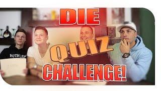 DIE QUIZ CHALLENGE | MIT UNSYMPATHISCHTV, INSCOPE21 & SHPENDI