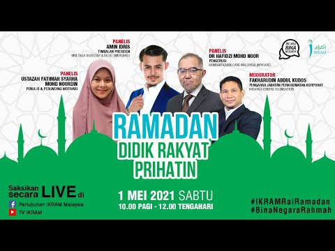 BBN10 | Ramadan mendidik rakyat prihatin