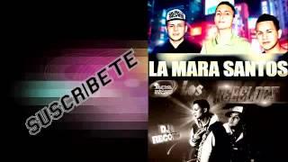 Los Rebeldes ft La Mara Santos - Vete Lejos - Junio 2014