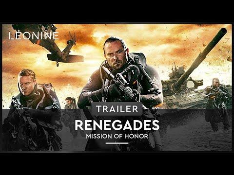 Renegades - Mission of Honor - Trailer (deutsch/ german; FSK 12)