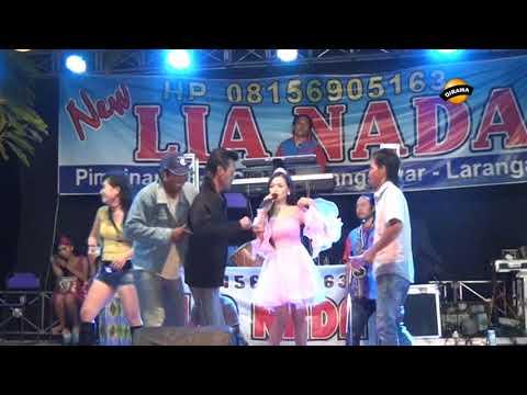 HARUSKAH BERAKHIR voc. Anna - LIA NADA Live Karangsawah 15 Sept 2017