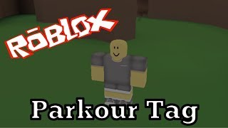 Roblox - Parkour Tag - Alexander Bosko