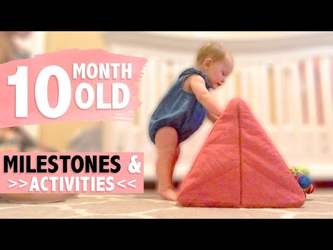 HOW TO PLAY WITH YOUR 10 MONTH OLD | DEVELOPMENTAL MILESTONES & ACTIVITIES | WHAT YOU NEED TO KNOW