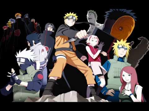 Naruto Shippuden Road to Ninja OST - Track 03 - Rainy Day