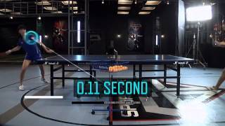 Table Tennis - Sports Science