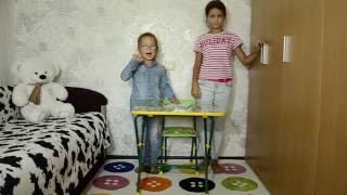 Обзор детского стола и стульчика