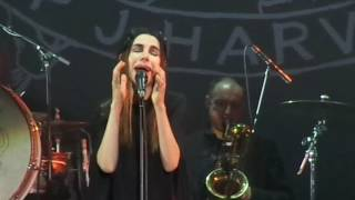 PJ Harvey - To Bring You My Love. live @Release Athens 2016