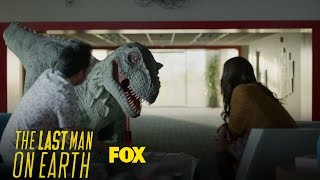 Tandy Decides To Look For Melissa Dressed As A Dinosaur | Season 3 Ep. 8 | THE LAST MAN ON EARTH