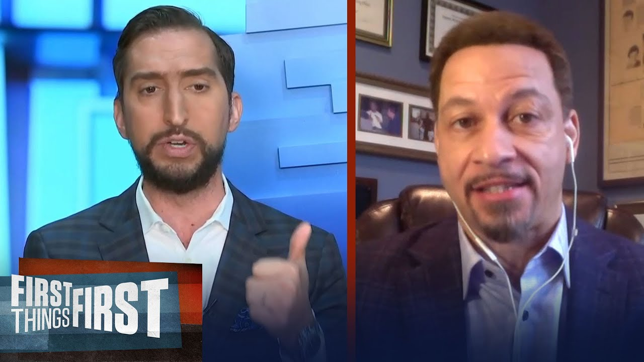 Wright & Broussard's expectations for Lakers - Nuggets GM 1, talk Heat | NBA | FIRST THINGS FIRST