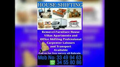 HOUSE  MOVER PACKER🏠🏠 House,Villas'Office shifting ☎34558086,  Transport