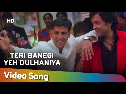 Teri Banegi Yeh Dulhaniya  Dosti Songs  Akshay Kumar  Kareena Kapoor  Lara Dutta  Filmigaane