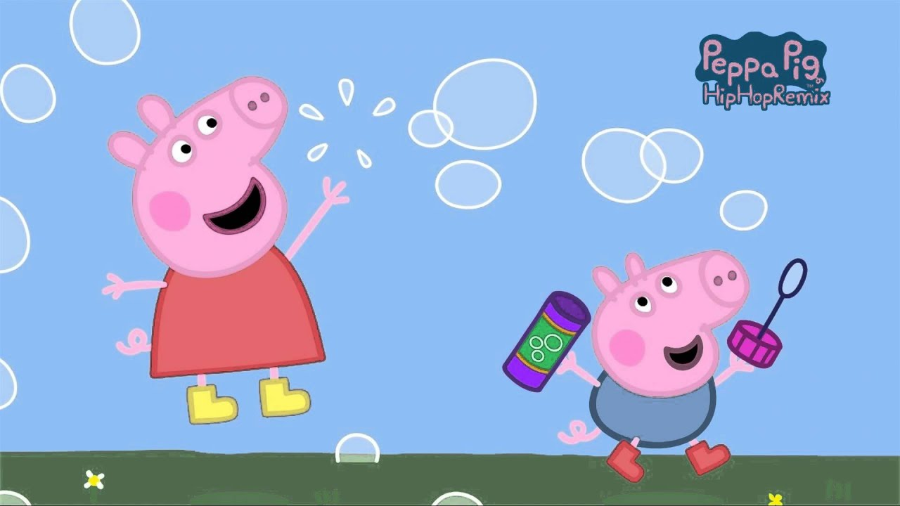 Peppa Pig Intro Theme Song Hip Hop Rap Remix