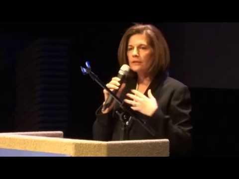 Catherine Cortez Masto at Glass Breakers Summit