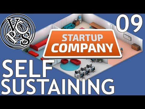 Self Sustaining : Let's Play Startup Company EP09 - Beta 12 Software Developer Tycoon Gameplay