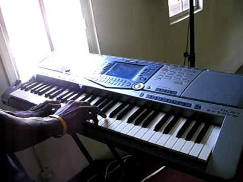 Pray On by Babbie Mason on Keyboard