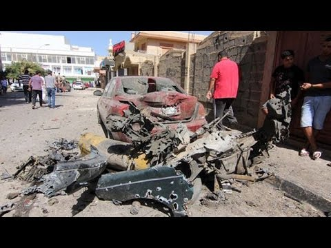 Car bomb hits Swedish consulate in Benghazi, no casualties