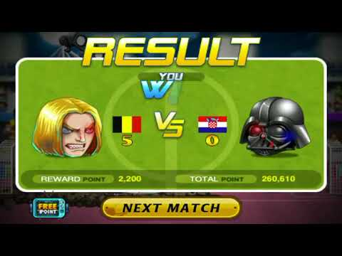 Head Soccer - Major League with Belgium Pt. 5
