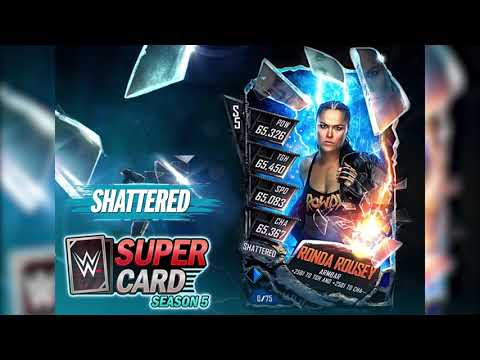 WWE SUPERCARD TÉLÉCHARGER