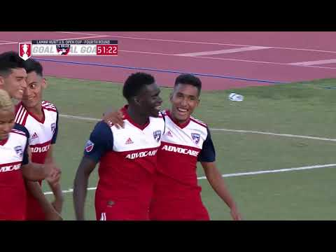 FC Dallas vs. OKC Energy FC | HIGHLIGHTS - June 12, 2019