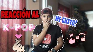 Baixar ¡REACCIONO AL K-POP POR PRIMERA VEZ!🔥💥/ Jair Moreira