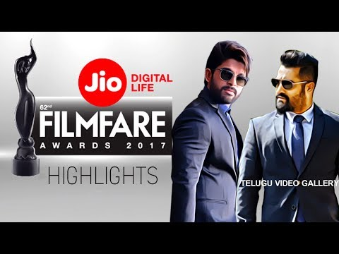 Jio 64th Filmfare Awards 2017 South: Complete winners' list Tollywood