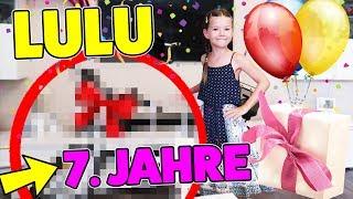 GESCHENKE 🎁🎁 Lulu feiert ihren 7. Geburtstag 🎊😍 Lulu & Leon - Family and Fun