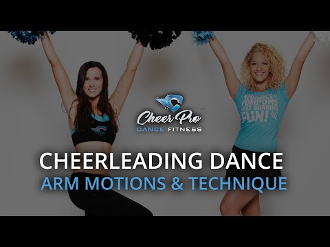 Cheerleading Moves: Learn Cheer Motions