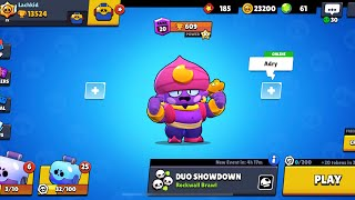 GENE pushing to 600 TROPHIES - Best matches I ever had with Gene - Lachkid BrawlStars