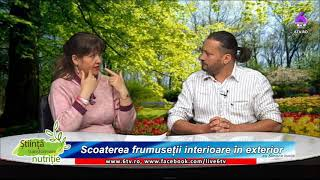 STIINTA, TRANSFORMARE, NUTRITIE 2018 04 23 -Simona Ionita-Florian Badin-