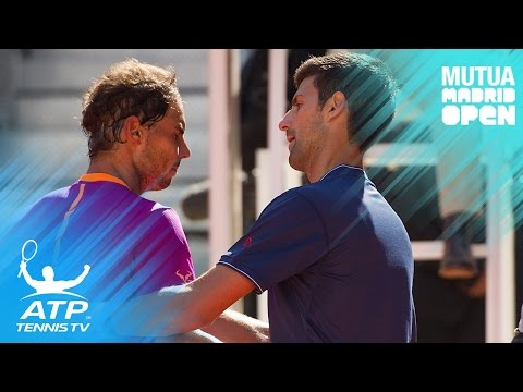 Nadal, Thiem reach final | Mutua Madrid Open 2017 Highlights Day 7
