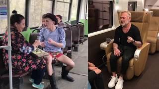 Gianluca Vacchi vs Bonya&Kuzmich - la tramvaia